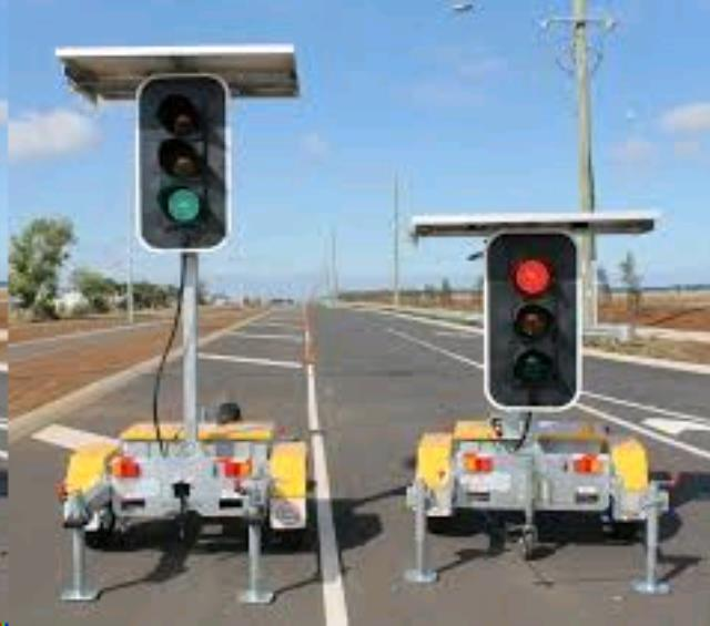 Where to find TRAFFIC LIGHT TOWABLE  SLAVE in Perth