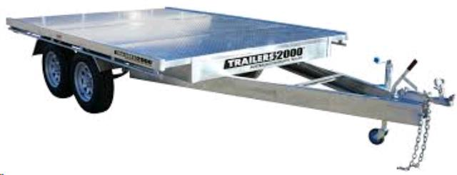 Where to find TRAILER FLAT TOP 4MTR in Perth