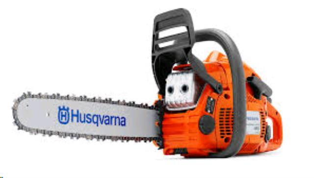 Where to find CHAINSAW 450mm PETROL in Perth