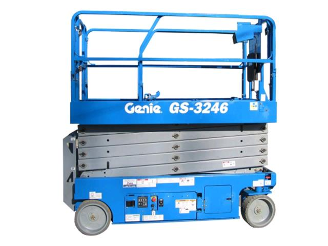 Where to find SCISSOR LIFT 9.8MT 3246 in Perth