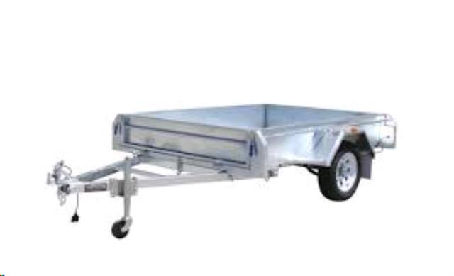Where to find TRAILER BOX 6X4 in Perth