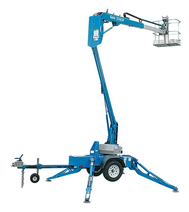 Where to find TRAILER MOUNTED BOOMLIFT 12MTR in Perth