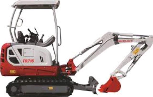 Where to find EXCAVATOR 1.6TON in Perth