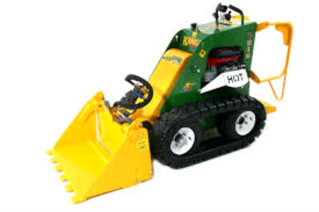 Where to find MINI LOADER SMALL TRACKED in Perth
