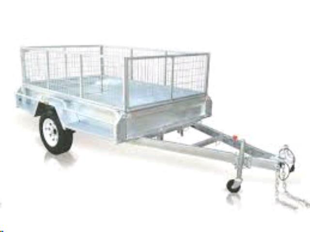 Where to find TRAILER CAGE 8X5 in Perth