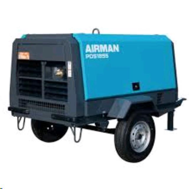 Where to find AIR COMPRESSOR DIESEL 180cfm in Perth