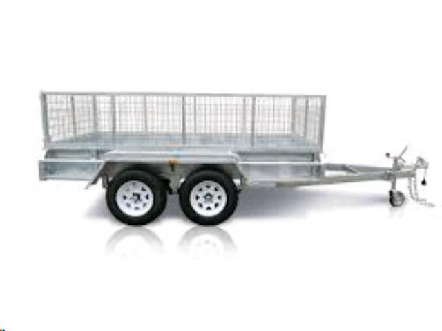 Where to find TRAILER CAGE 10X5 TANDEM in Perth