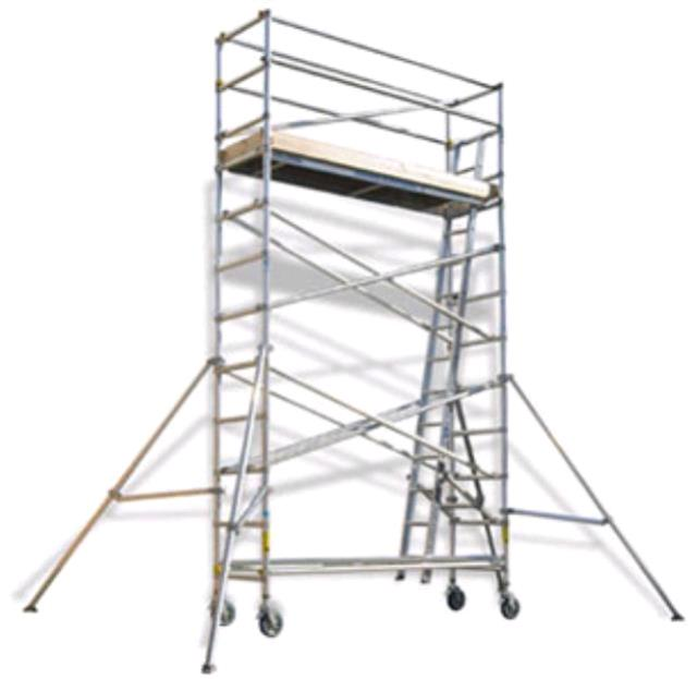 Where to find MOBILE SCAFFOLD KIT 2MT X 2.4MT NARROW in Perth