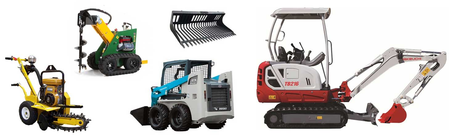 Equipment hire in Perth